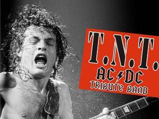 Tributo agli AC/DC con i T.N.T. al Qubetti di Sabbia