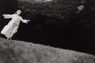 Evgen Bavcar, la bimba che corre