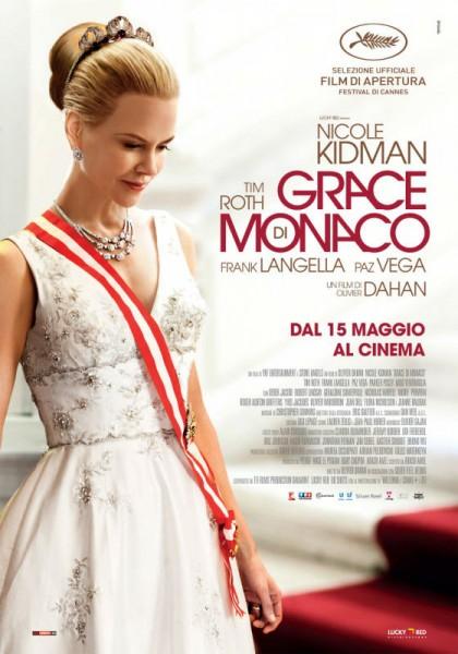 """locandina """"Grace di Monaco"""""""