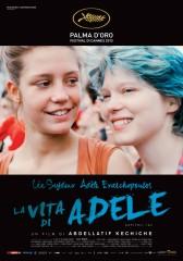 """locandina """"La vita di Adele"""""""