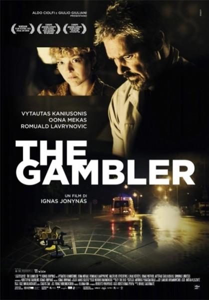 "locandina ""The Gambler"""