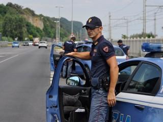 La Polizia di Fano impegnata in controlli di un'operazione antidroga