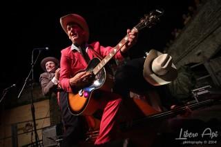 Musica dal vivo al Summer Jamboree 2014. Foto di Libero Api
