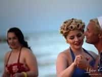 Balli in riva al mare al Summer Jamboree 2014. Foto di Libero Api