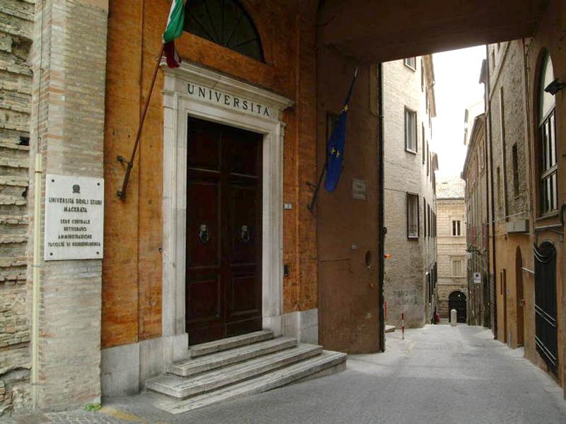 Università degli Studi di Macerata, ateneo