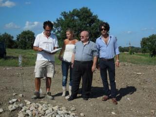 Comune, parrocchia e università di Bologna impegnati nell'organizzazione della campagna di scavi a Corinaldo, a S.Maria in Portuno