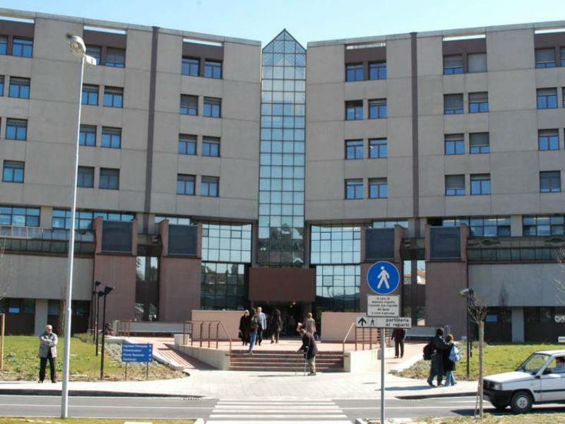Ospedale Regionale a Torrette di Ancona