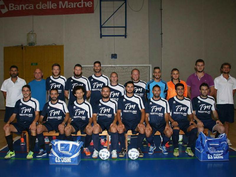 G.S Casine stagione 2014-15