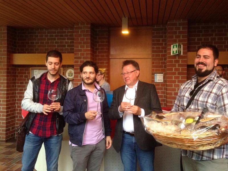 Celebrato il gemellaggio tra Ostra e Markt Schwaben
