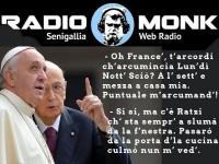 Gent'd'S'nigaja - Papa Francesco e Giorgio Napolitano