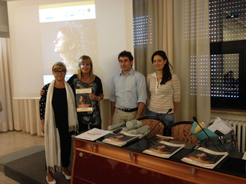 La presentazione del progetto al Panzini