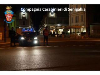 Carabinieri: controlli notturni