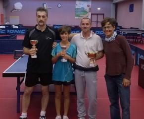 Torneo di Tennistavolo