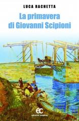 """copertina """"La primavera di Giovanni Scipioni"""""""