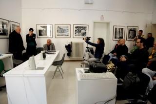 Giulia Casagrande al Musinf di Senigallia