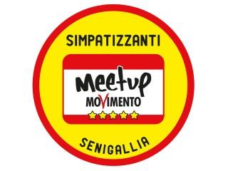 "logo ""Simpatizzanti Meetup M5S Senigallia"""
