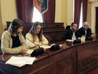 L'istituto Panzini all'evento conclusivo del progetto Legami Legali al Comune di Senigallia