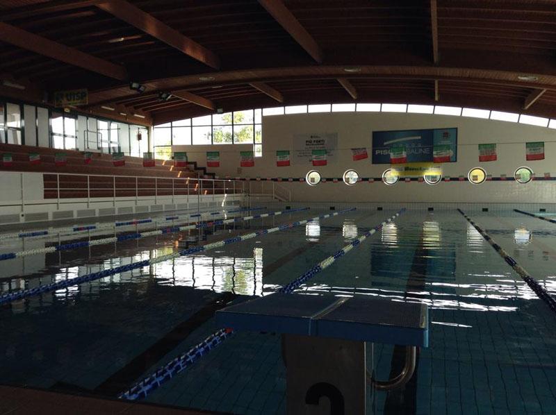 piscina Saline di Senigallia