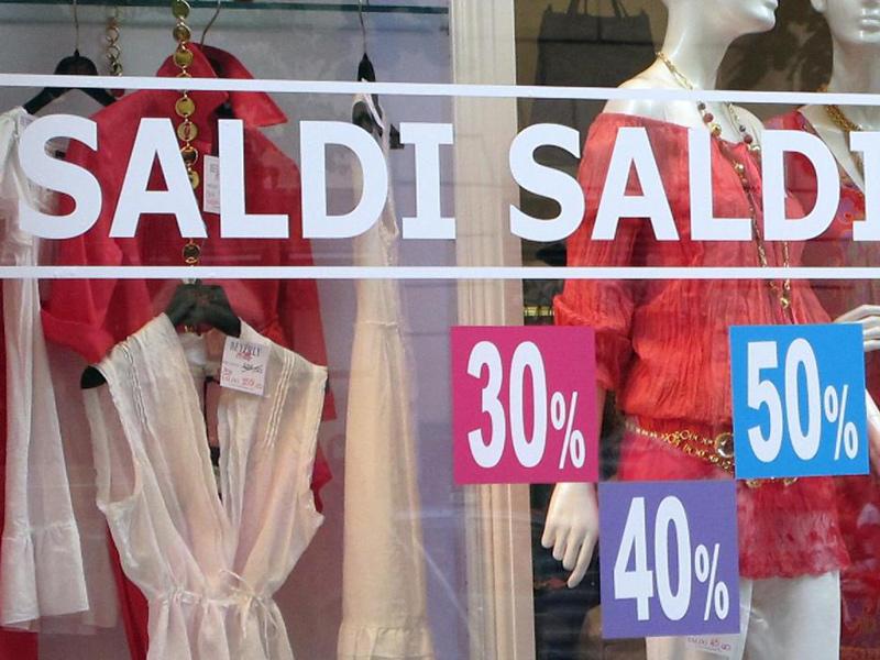 saldi estivi, sconti estate, acquisti, negozi, shopping