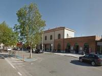 La stazione ferroviaria di Fano