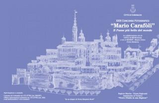 La locandina del premio Carafòli 2014