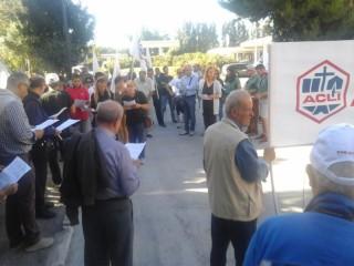 Passeggiata della Solidarietà dell'Acli a Borgo Molino