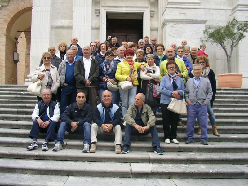 Appuntamento 2014 degli ex marmisti di Senigallia