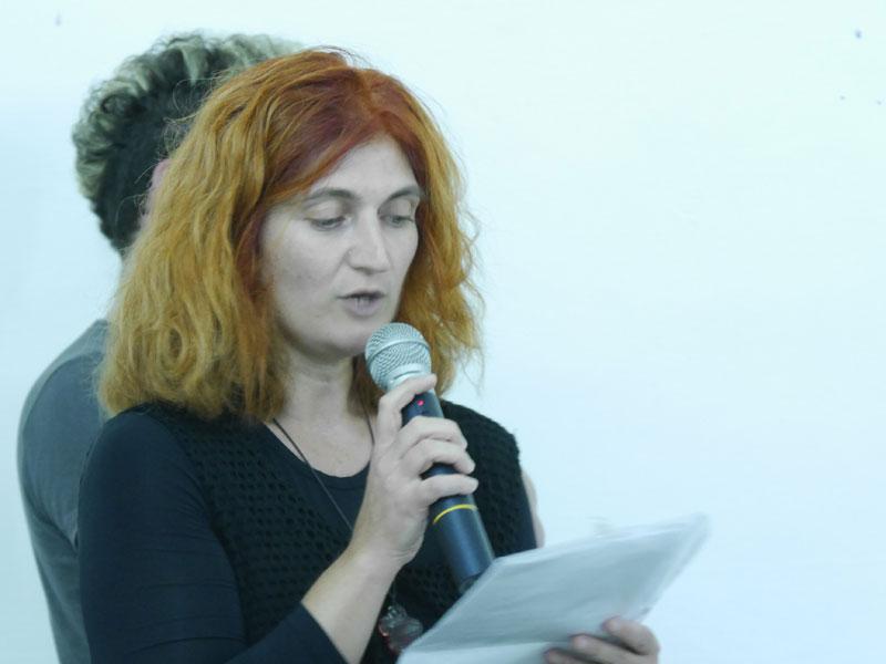 Lucia Mazzoli de I Compagni di Jeneba