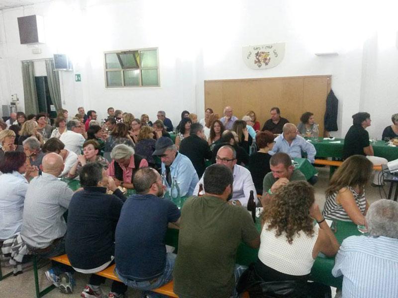 Cena e Tombolata di Gent'd'S'nigaja per I Compagni di Jeneba