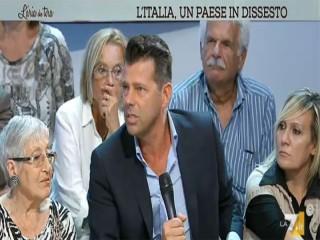 Maurizio Mangialardi in diretta TV a La7