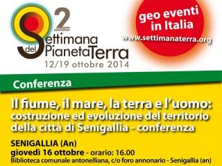 Conferenza a Senigallia per la Settimana della Terra