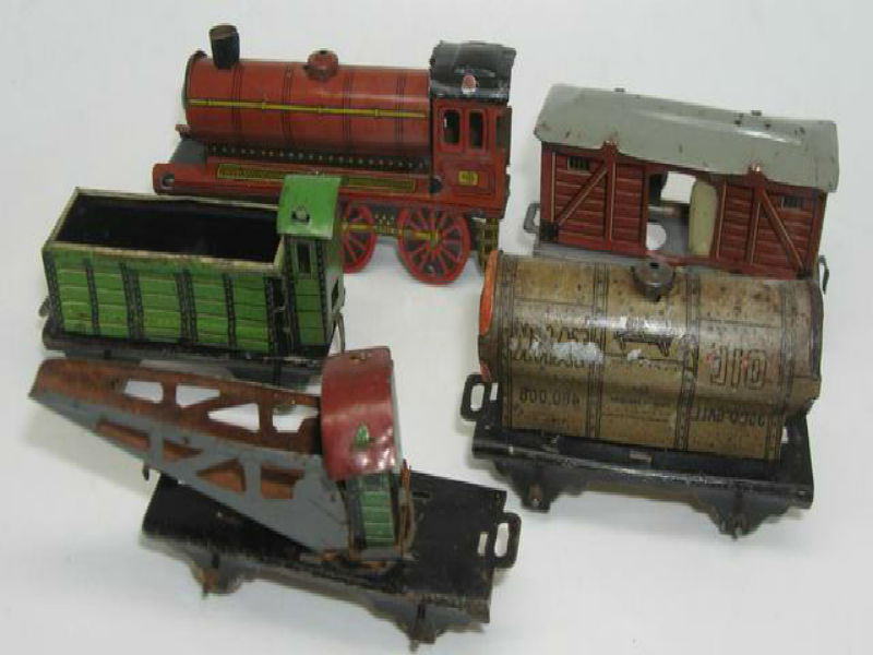 Modellini di treni
