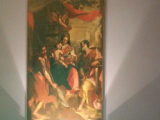 La Madonna col Bambino ed i Santi Simone e Giuda