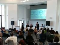 Presentazione OpenMunicipio a Senigallia: intervento di Mangialardi