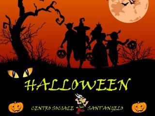 Halloween 2014 Centro Sociale Sant'Angelo