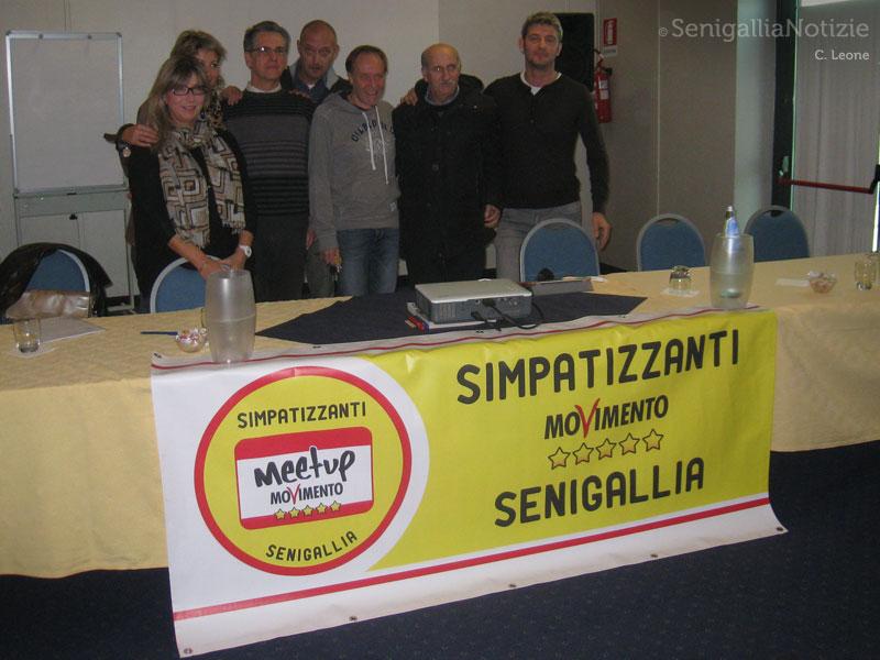 Simpatizzanti Meetup M5S Senigallia