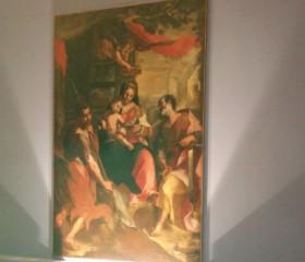 Madonna col Bambino e i Santi