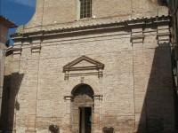 La chiesa di San Sebastiano al Piticchio di Arcevia