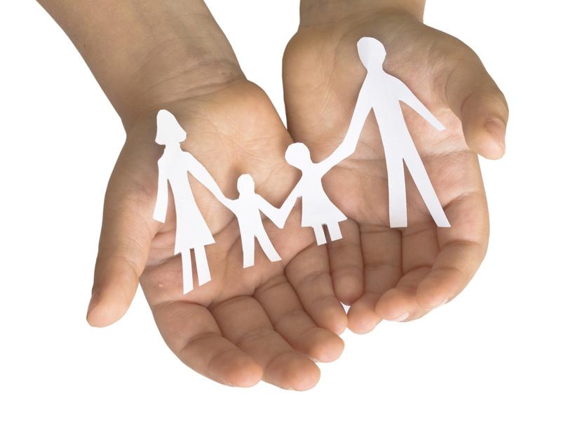 famiglia, società, servizi sociali