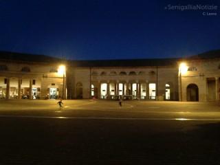 Il Foro Annonario di Senigallia (o piazza delle erbe)