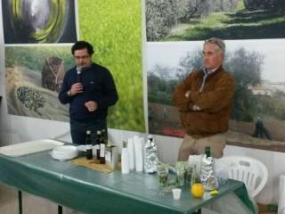 Festa Olio Nuovo, corso assaggio oliva