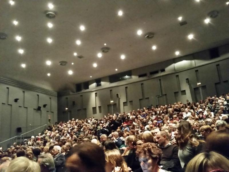 Teatro La Fenice esaurito per Tres