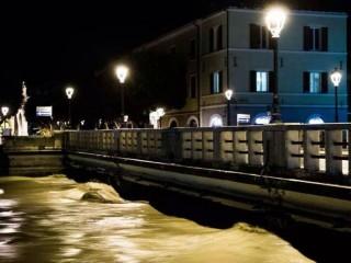 Ondata di piena del fiume Misa - 18 novembre 2014