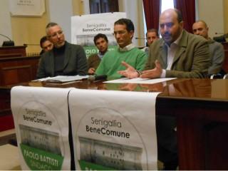 Paolo Battisti si candida a sindaco