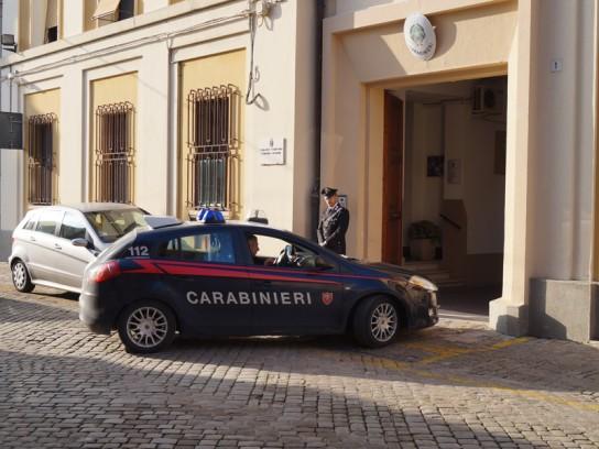 Carabinieri di Senigallia, caserma di via Marchetti