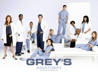 La serie tv Grey's Anatomy