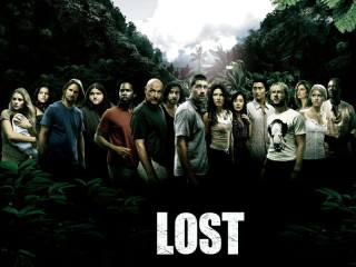 "La fortunata serie tv ""Lost"""