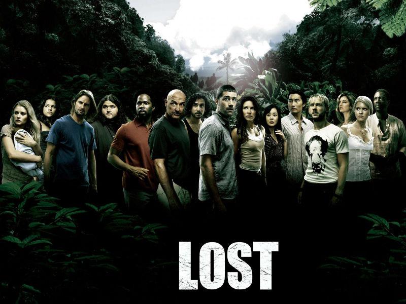 """La fortunata serie tv """"Lost"""""""
