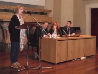 presentazione dell'antologia Tremaggio sull'alluvione di Senigallia