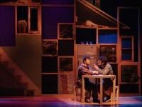 """Una scena di """"Io non sono normale"""", il nuovo spettacolo di David Anzalone al teatro La Fenice di Senigallia"""